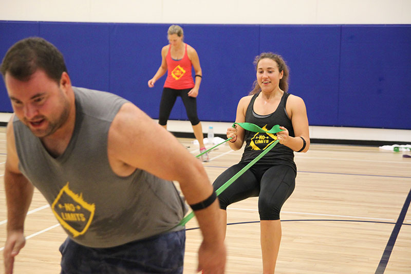 Group Fitness | Ontario Racquet Club