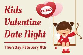 Kids Valentine Date Night